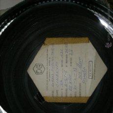 Cine: ANTIGUA PELÍCULA DE ANUNCIOS PUBLICITARIOS DE INSTRUMENTO Y CINE ZARAGOZANO. TRAILER TOWN HALL 1953. Lote 42347808
