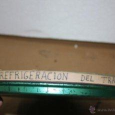 Cine: PELICULA ANTIGUA PARA PROYECTOR NILOGA 16MM. REFRIGERACION DEL TRACTOR. Lote 46427336