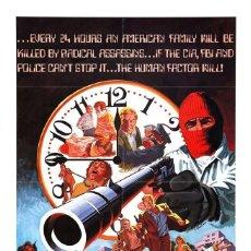 Cine: PELÍCULA LARGOMETRAJE DE CINE EN 16MM VÍCTIMAS DEL TERRORISMO (1976). Lote 50364392