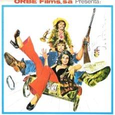 Cine: PELÍCULA DE CINE EN 16MM HONORABLES DELINCUENTES (1975). Lote 50344334