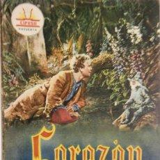 Cine: PELÍCULA DE CINE EN 16MM CORAZÓN DE PIEDRA (1950). Lote 50928166