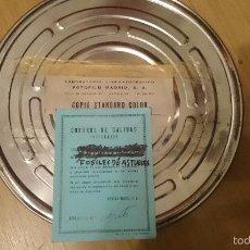 Cine: PELICULA 16 MM -LOS FOSILES DE ASTURIAS. Lote 60455423