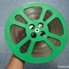 Cine: PELÍCULA 16 MM-8 ANTIGUOS-CORTOS DOCUMENTALES- FLAT RACE-RETRO-VINTAGE FILM. Lote 63419620