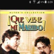 Cine: LARGOMETRAJE 16MM QUE VIENE MI MARIDO. Lote 86519440