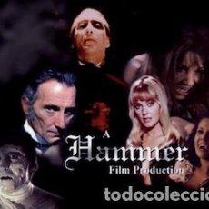 Cine: COMPRO PELICULAS 16MM DE HAMMER FILMS Y ROGER CORMAN FILMS. Lote 93882405