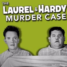 Cine: PELÍCULA DE CINE 16 MM LAUREL & HARDY MURDER CASE. Lote 97969079