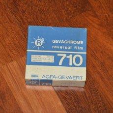 Cine - Rollo de 30 m de pelicula virgen de 16mm Precintada - 104273271