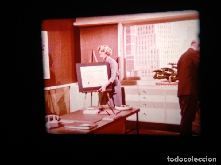 Cine: El lado oculto de las ventas - Dir. Arthur Swerdloff - Reportaje en 16mm - Foto 13 - 116474115