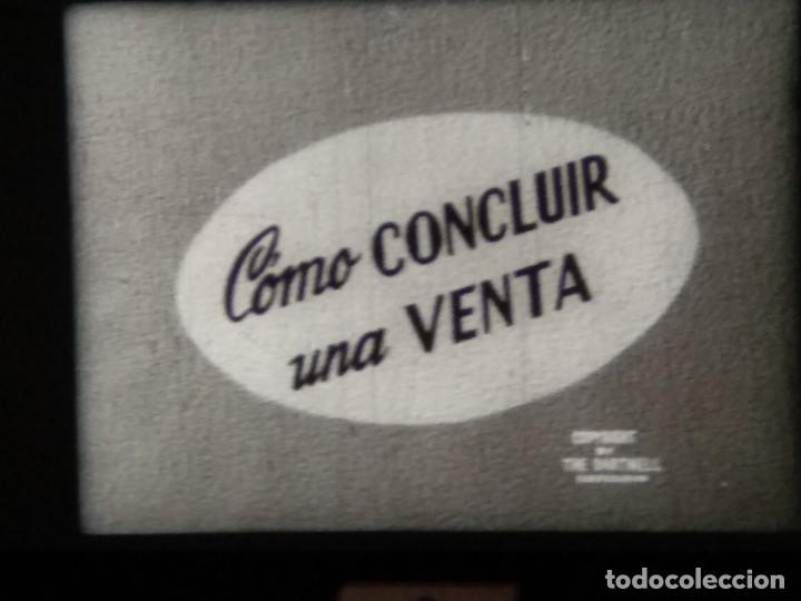 CÓMO CONCLUIR UNA VENTA - BORDEN Y BUSSE - CLOSING THE SALE - REPORTAJE EN 16MM (Cine - Películas - 16 mm)
