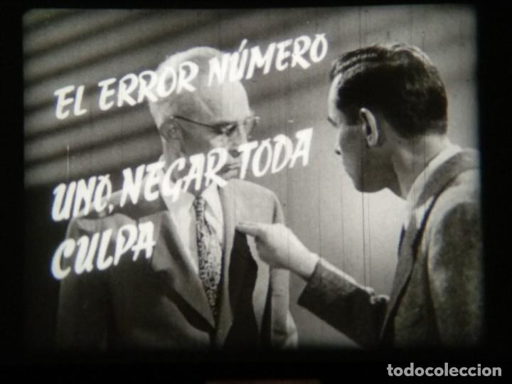 Cine: Cómo concluir una venta - Borden y Busse - CLOSING THE SALE - Reportaje en 16mm - Foto 19 - 116655287