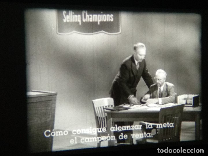 Cine: Cómo concluir una venta - Borden y Busse - CLOSING THE SALE - Reportaje en 16mm - Foto 28 - 116655287