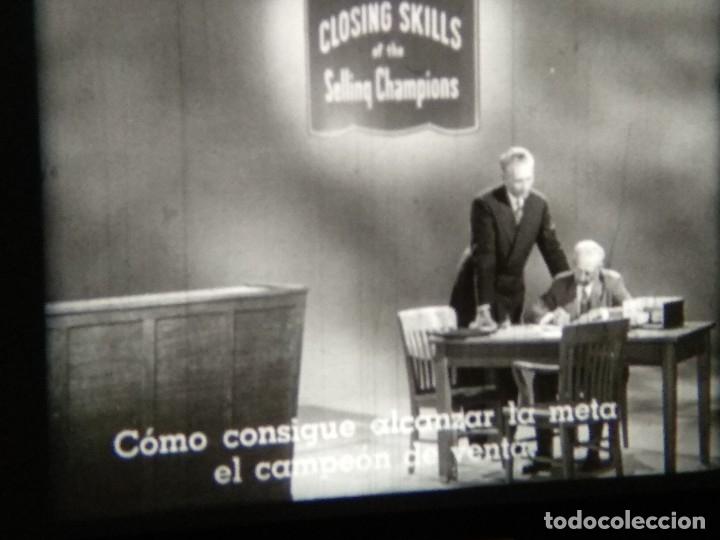 Cine: Cómo concluir una venta - Borden y Busse - CLOSING THE SALE - Reportaje en 16mm - Foto 34 - 116655287
