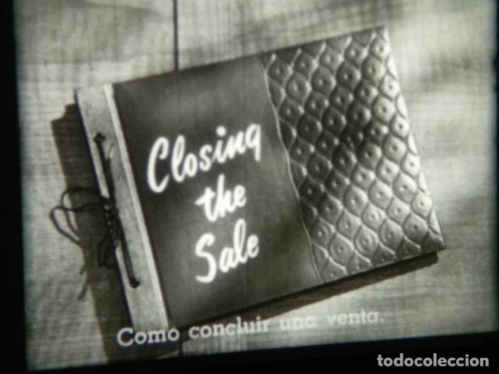 Cine: Cómo concluir una venta - Borden y Busse - CLOSING THE SALE - Reportaje en 16mm - Foto 38 - 116655287