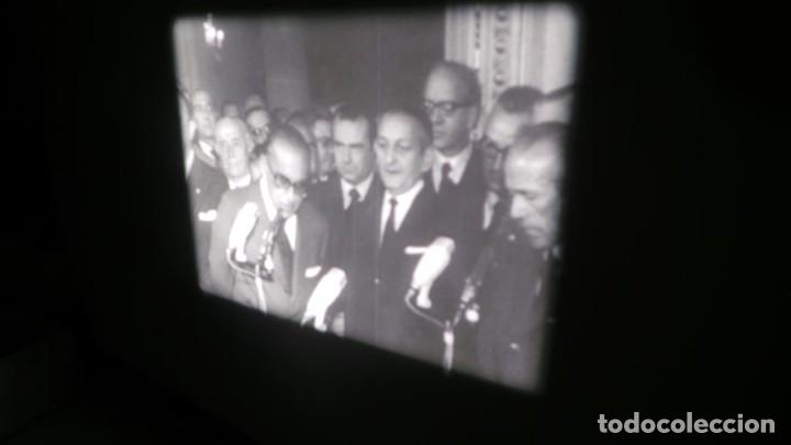 Cine: NO - DO,DOCUMENTALES, D. CARLOS PÉREZ BRICIO BLANCO Y NEGRO,COLOR ,MUDO Y SONORO 16 MM - Foto 115 - 118892263