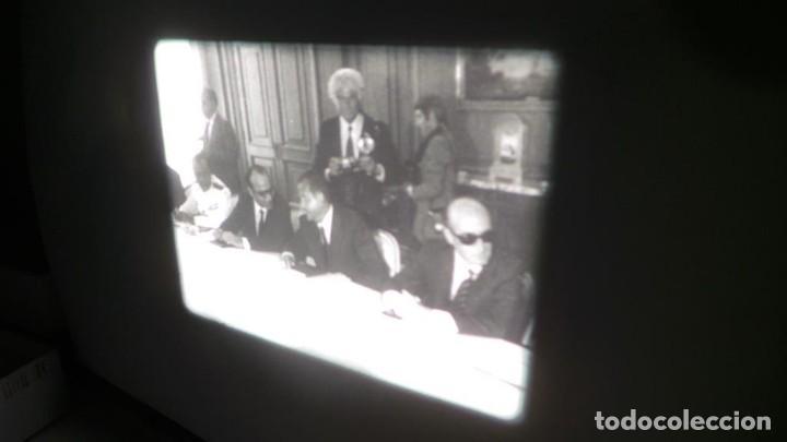 Cine: NO - DO,DOCUMENTALES, D. CARLOS PÉREZ BRICIO BLANCO Y NEGRO,COLOR ,MUDO Y SONORO 16 MM - Foto 132 - 118892263