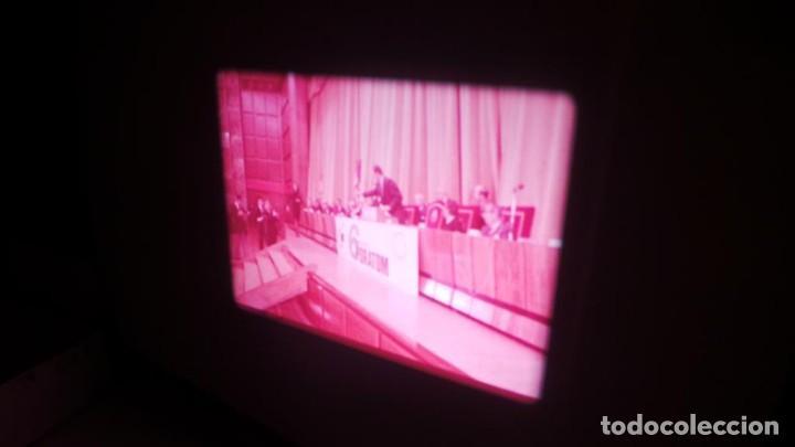 Cine: NO - DO,DOCUMENTALES, D. CARLOS PÉREZ BRICIO BLANCO Y NEGRO,COLOR ,MUDO Y SONORO 16 MM - Foto 155 - 118892263