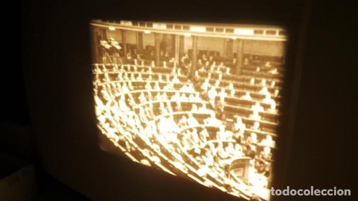 Cine: NO - DO,DOCUMENTALES, D. CARLOS PÉREZ BRICIO BLANCO Y NEGRO,COLOR ,MUDO Y SONORO 16 MM - Foto 168 - 118892263