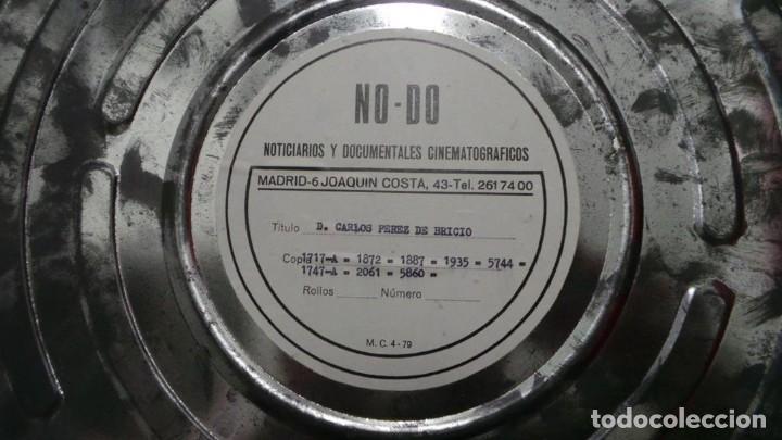 Cine: NO - DO,DOCUMENTALES, D. CARLOS PÉREZ BRICIO BLANCO Y NEGRO,COLOR ,MUDO Y SONORO 16 MM - Foto 204 - 118892263