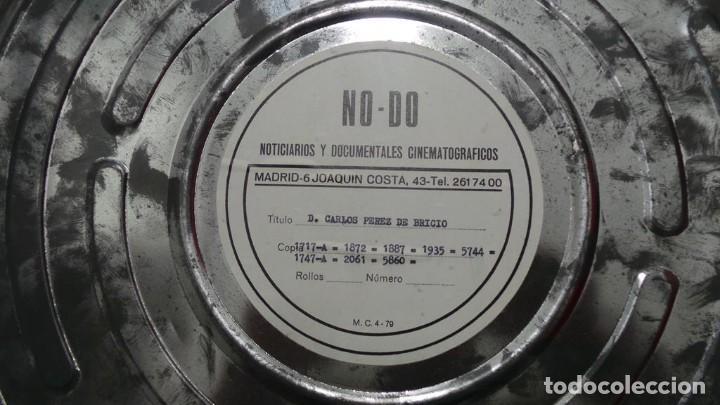Cine: NO - DO,DOCUMENTALES, D. CARLOS PÉREZ BRICIO BLANCO Y NEGRO,COLOR ,MUDO Y SONORO 16 MM - Foto 206 - 118892263