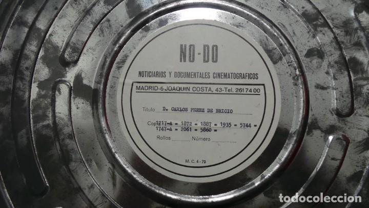 Cine: NO - DO,DOCUMENTALES, D. CARLOS PÉREZ BRICIO BLANCO Y NEGRO,COLOR ,MUDO Y SONORO 16 MM - Foto 208 - 118892263