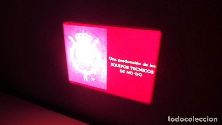 Cine: NO–DO, DOCUMENTALES VISITAS REALES CÁDIZ,HUELVA Y SEVILLA COLOR SONORO 16 MM - Foto 3 - 118893815