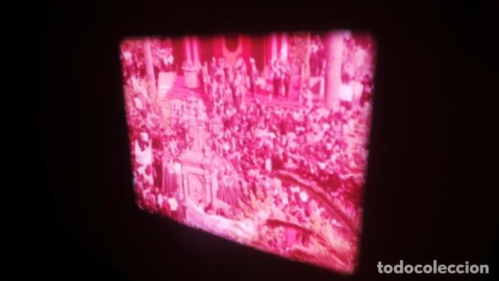 Cine: NO–DO, DOCUMENTALES VISITAS REALES CÁDIZ,HUELVA Y SEVILLA COLOR SONORO 16 MM - Foto 10 - 118893815