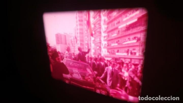 Cine: NO–DO, DOCUMENTALES VISITAS REALES CÁDIZ,HUELVA Y SEVILLA COLOR SONORO 16 MM - Foto 16 - 118893815