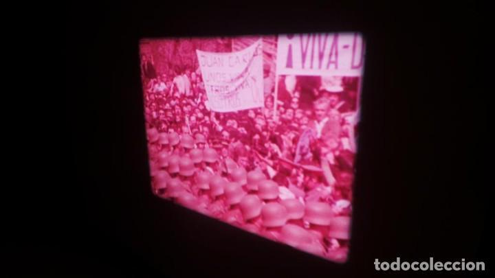 Cine: NO–DO, DOCUMENTALES VISITAS REALES CÁDIZ,HUELVA Y SEVILLA COLOR SONORO 16 MM - Foto 29 - 118893815