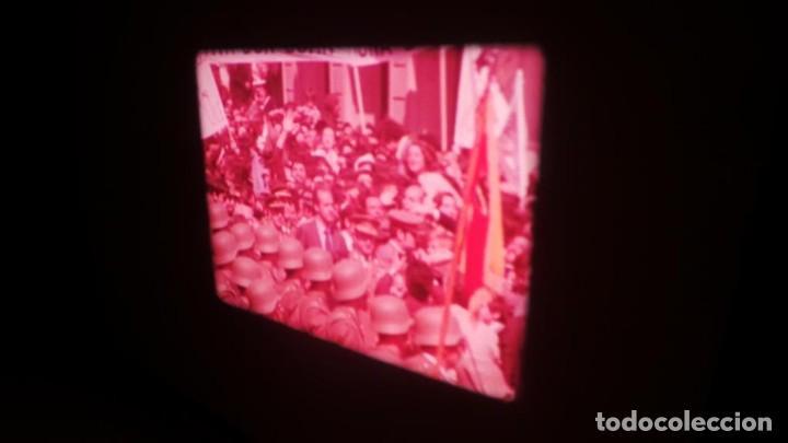 Cine: NO–DO, DOCUMENTALES VISITAS REALES CÁDIZ,HUELVA Y SEVILLA COLOR SONORO 16 MM - Foto 30 - 118893815