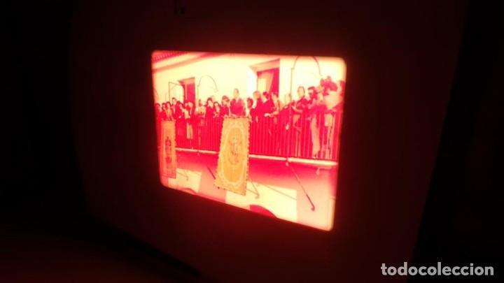 Cine: NO–DO, DOCUMENTALES VISITAS REALES CÁDIZ,HUELVA Y SEVILLA COLOR SONORO 16 MM - Foto 35 - 118893815