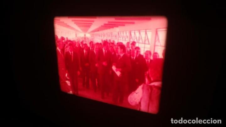 Cine: NO–DO, DOCUMENTALES VISITAS REALES CÁDIZ,HUELVA Y SEVILLA COLOR SONORO 16 MM - Foto 40 - 118893815