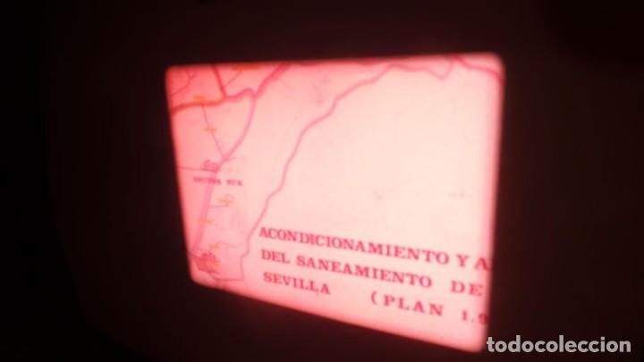 Cine: NO–DO, DOCUMENTALES VISITAS REALES CÁDIZ,HUELVA Y SEVILLA COLOR SONORO 16 MM - Foto 43 - 118893815