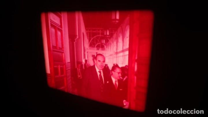 Cine: NO–DO, DOCUMENTALES VISITAS REALES CÁDIZ,HUELVA Y SEVILLA COLOR SONORO 16 MM - Foto 52 - 118893815