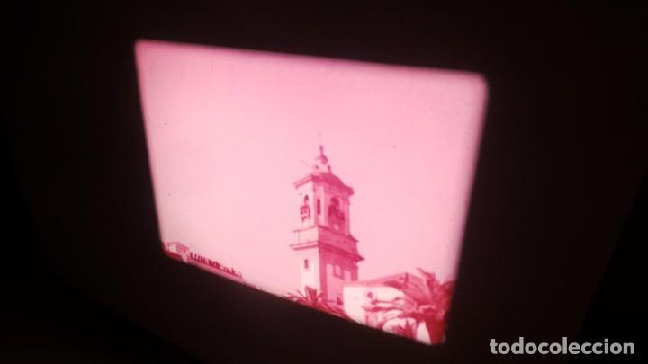 Cine: NO–DO, DOCUMENTALES VISITAS REALES CÁDIZ,HUELVA Y SEVILLA COLOR SONORO 16 MM - Foto 59 - 118893815