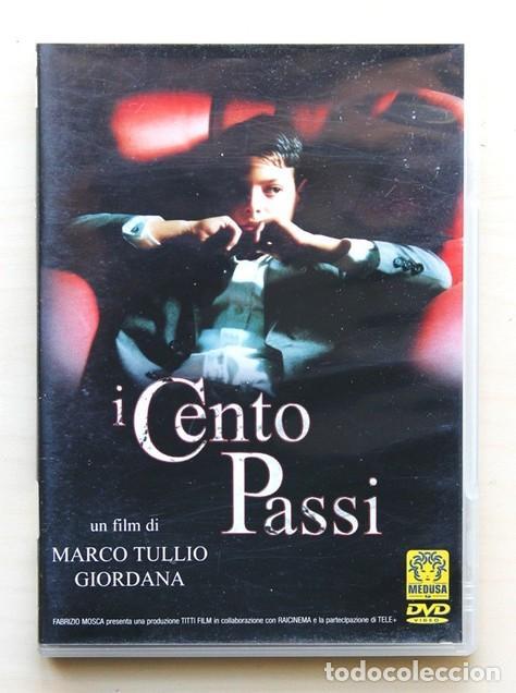 I CENTO PASSI. (FILM IN DVD / IN ITALIANO) - TULLO GIORDANA, MARCO (DIR.) (Cine - Películas - 16 mm)
