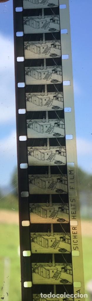 Cine: ANTIGUA PELÍCULA ALEMANA DE ANIMACIÓN 16mm - Foto 2 - 121713755