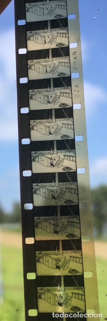 Cine: ANTIGUA PELÍCULA ALEMANA DE ANIMACIÓN 16mm - Foto 3 - 121713755