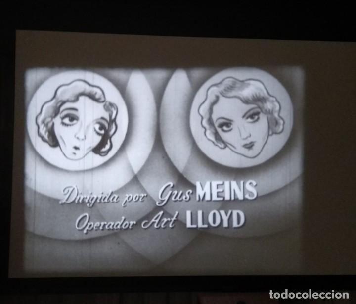 ZAZU ZASU PITTS Y THELMA TOOD - DURMIENDO DE PIÉ (Cine - Películas - 16 mm)
