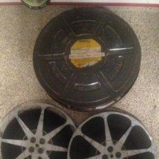 Cine: ANTIGUA PELICULA CINE 2 BOBINAS 16MM 16 MM TRES HUCHAS PARA ORIENTE 1954. Lote 133649726