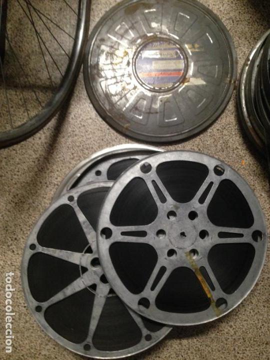 ANTIGUA PELICULA CINE 3 BOBINAS 16 MM 16 MM SANTA TERESA 1961 (Cine - Películas - 16 mm)