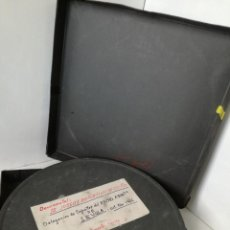 Cine: III JUEGOS DEPORTIVOS DE OTOÑO AYUNTAMIENTO DE SEVILLA 1966 // PELICULA 16 MM J. L. BUSTAMANTE. Lote 140012618