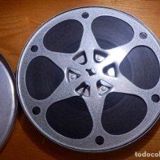 Cine: PELICULA DE CINE 16 MM. CAJA DE 18,5 CM DIBUJOS, MICKEY Y EL PAPAGAYO, CAPERUCITA. - FILM OFFICE. Lote 142368014