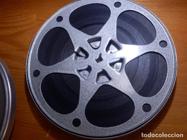 PELICULA DE CINE 16 MM. EN CAJA DE 18,5 CM MUDA CHARLIE CHAPLIN - FILM OFFICE (Cine - Películas - 16 mm)