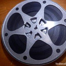 Cine: PELICULA DE CINE 16 MM. EN CAJA DE 18,5 CM MUDA CHARLIE CHAPLIN - FILM OFFICE. Lote 142368026