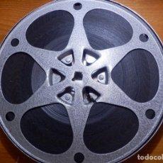 Cine: PELICULA DE CINE 16 MM. CAJA DE 18,5 CM MUDA STAN LAUREL Y OLIVER HARDY Y HAROLD LLOYD, FILM OFFICE. Lote 142368030