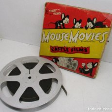 Cine: PELÍCULA 16 MM MOUSE MOVIES, JUST ASK JUPITER, CASTLE FILMS, TERRYTOONS. Lote 142874178