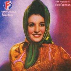Cine: PELÍCULA DE CINE EN 16MM MARÍA FERNANDA LA JEREZANA (1947). Lote 146887854