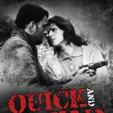 Cine: *** THE QUICK AND THE DEAD *** V.O INGLÉS. Lote 145404729