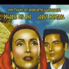 Cine: DESEADA (1951 / DOLORES DEL RIO / JORGE MISTRAL). Lote 156393698