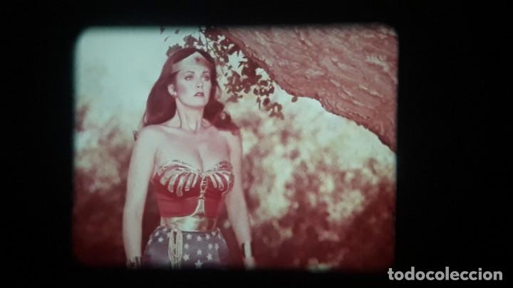 LA MUJER MARAVILLA (WONDER WOMAN / SERIE TV) EPISODIO COMPLETO 1 HORA (Cine - Películas - 16 mm)